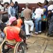 personnes handicapées en rdc photo prise par Erick Ks
