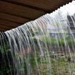 pluie à kin photo prise par Erick Ks