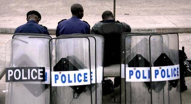 police congolaise