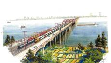 pont entre brazza et kinshasa projet