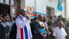 population de Beni demande pardon à Félix Tshisekedi