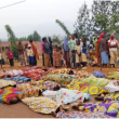 réfugiés burundais vivant à Kamanyola