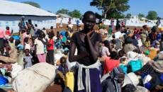 réfugiés sud-soudanais