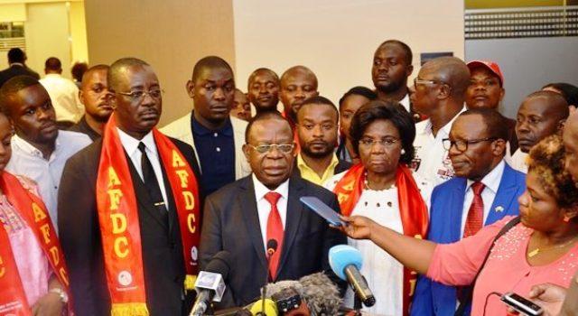 regroupement politique AFDC-A