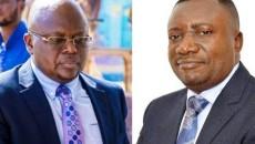 sénateur Auguy Ilunga et Alphonse ngoyi kasanji