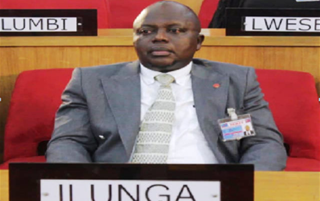sénateur Auguy Ilunga