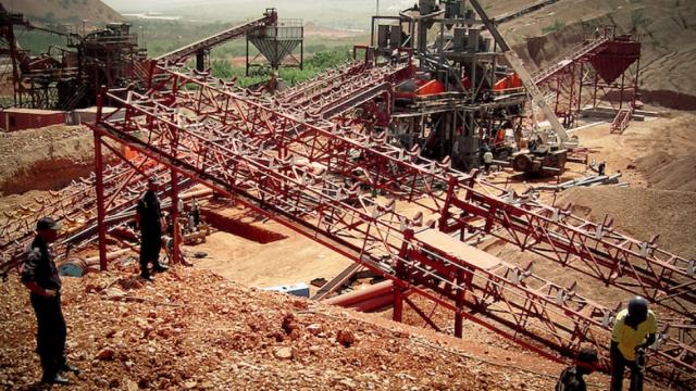 secteur minier en rdc