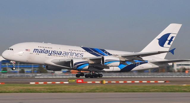 transport aerien malaysia airlines