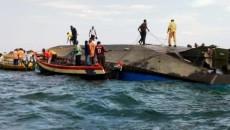 un naufrage sur le lac Kivu