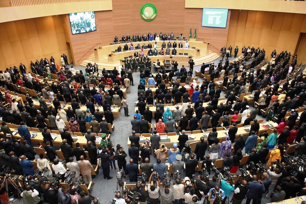 union africain