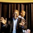 vice-président sud-africain, Cyril Ramaphosa