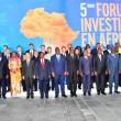 UBA 5ème Forum Investir en Afrique photo prise par Erick Ks