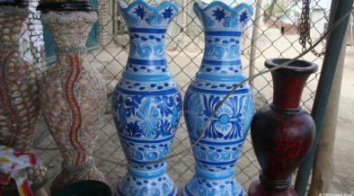 Ĉadio : arto kontribui al la potencigo de virinoj en Gaoui (Konga fonto)