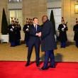forum de paris sur la paix 2019 felix et macron
